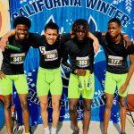 Highlanders Shine at the CA Winter Championships