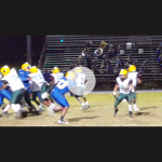 Parkdale High School Varsity Football beat High Point High School 38-14