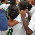 Parkdale High School Boys Varsity Soccer beat High Point High School 2-1