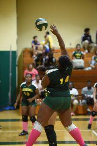 Volleyball Season Recap High Point Game