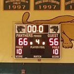 Parkdale High School Boys Varsity Basketball beat Charles Herbert Flowers High School 66-56