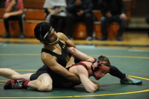 Wrestlers Strong Performance vs North Hagerstown