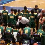 Parkdale High School Boys Varsity Basketball beat Northwestern High School 74-64