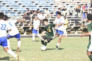 Parkdale Boys Varsity Soccer vs High Point
