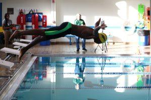 Parkdale Swim Meet vs Suitland, Crossland 1/16/18