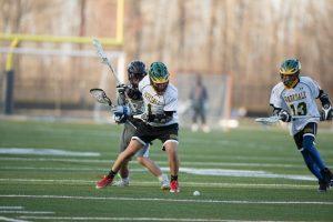 Boys Lacrosse Parkdale @ Wise 3/26/18