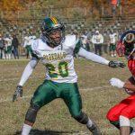 Varsity Football Parkdale @ Crossland 11/3/18