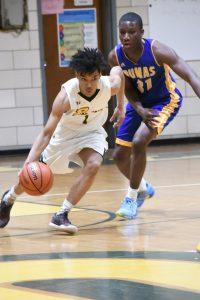 Parkdale Junior Varsity Boys Basketball vs Dr. Henry A. Wise 2/5/19
