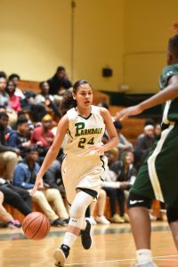 JV Girls Basketball Parkdale vs Flowers 2/7/19