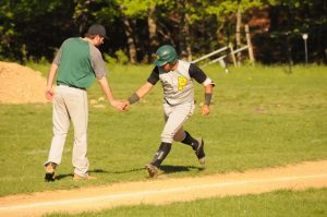 4/23/19 Parkdale Varsity Baseball vs High Point
