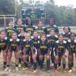 Girls Varsity Soccer beats Laurel 2 – 1 in OT