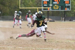 Homecoming Photos Parkdale vs Bladensburg 10/12/19