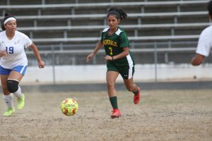 Parkdale Varsity Girls Soccer vs High Point 10/7/19