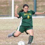 Parkdale Varsity Girls Soccer vs High Point 10/7/19