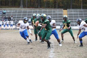 Parkdale Varsity Football vs Wise 10/26/19