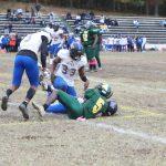 Parkdale Varsity Football vs Wise 10/26/19