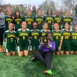 Girls Soccer Program Wins 1st Region Title