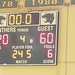 Girls Junior Varsity Basketball falls to Charles Herbert Flowers 60 – 20
