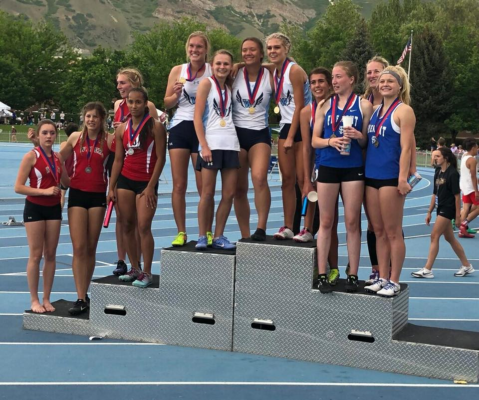 Girls Medley Takes 6A State Championship