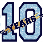 True To The BLUE!  Westlake Thunder is Celebrating 10 years!
