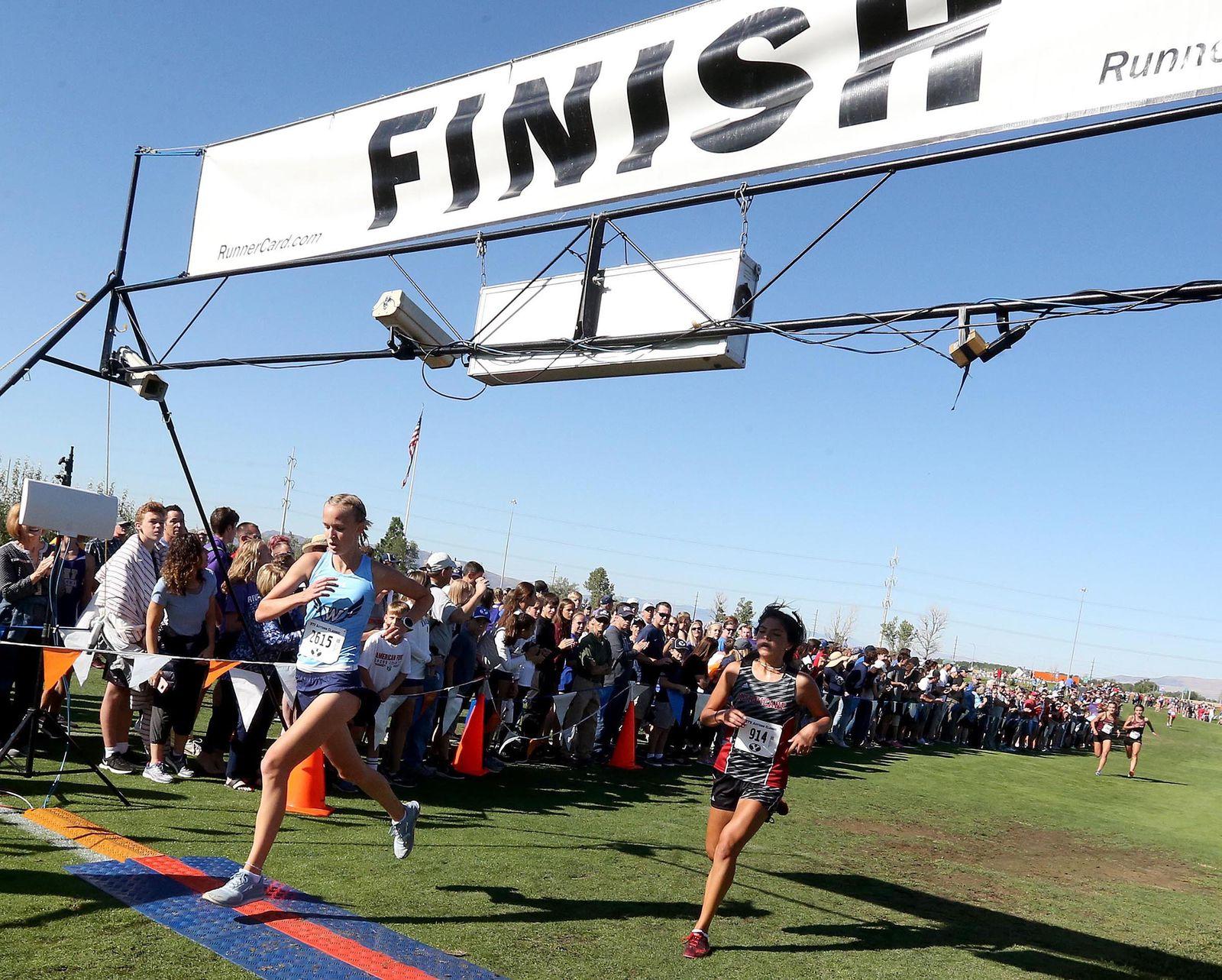 Westlake Runner Surprises Field at BYU Autumn Classic