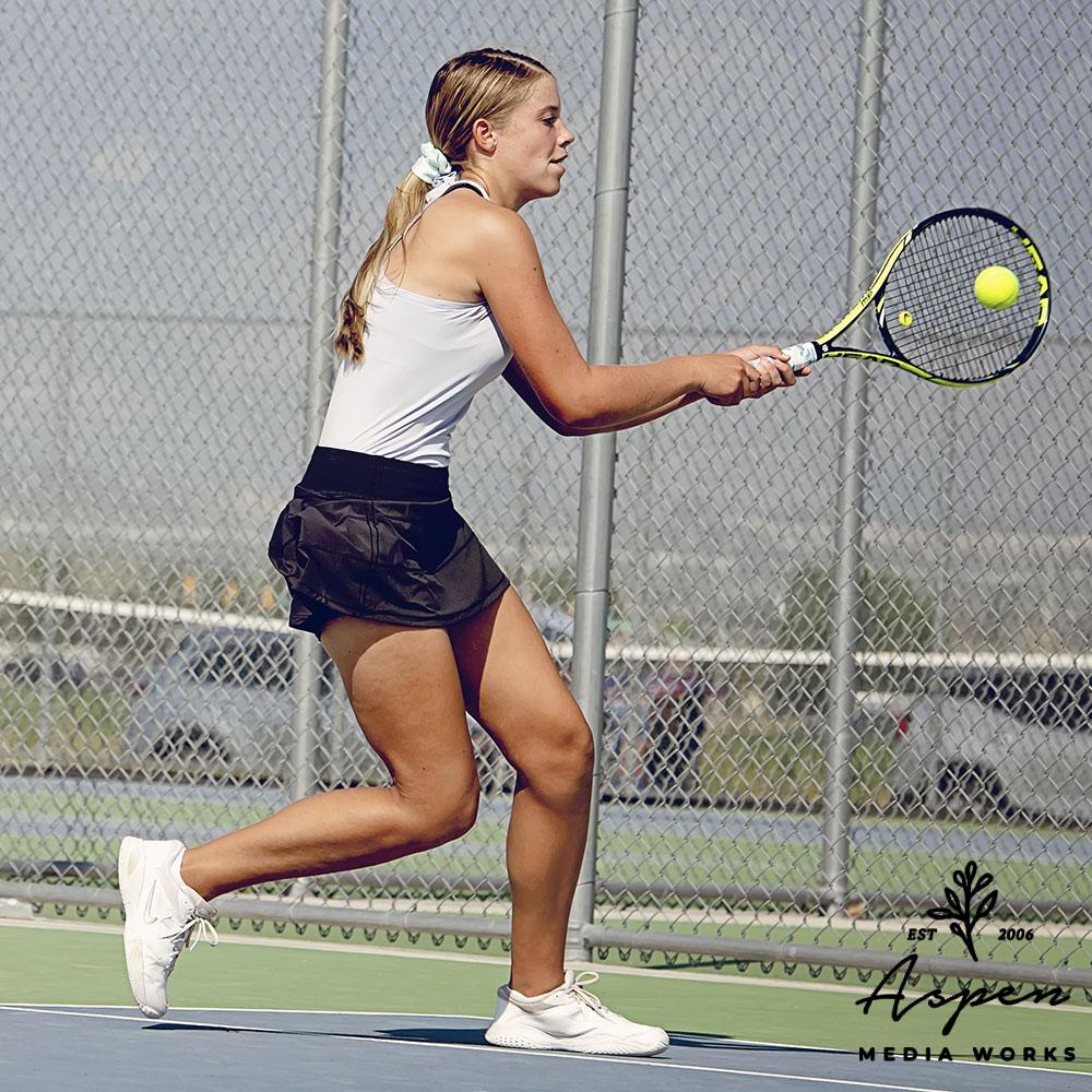 WHS Girls tennis vs PG