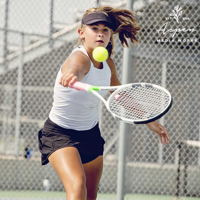 WHS Girls Tennis vs Lone Peak