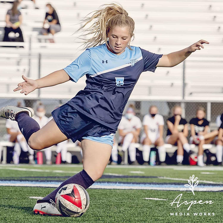 Girls soccer VS American Fork 9_22_20