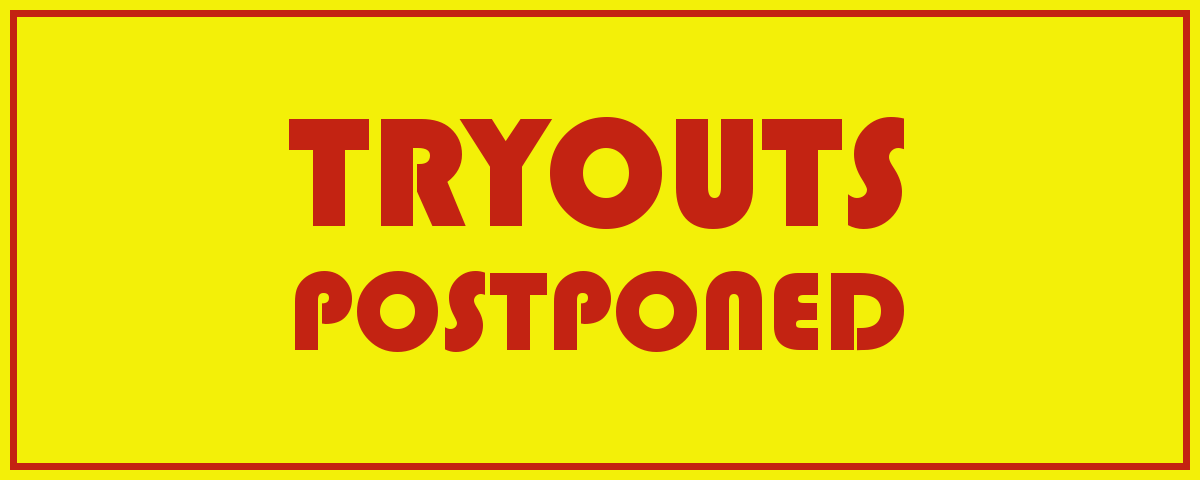 Winter Sports Try-outs: Urgent Information