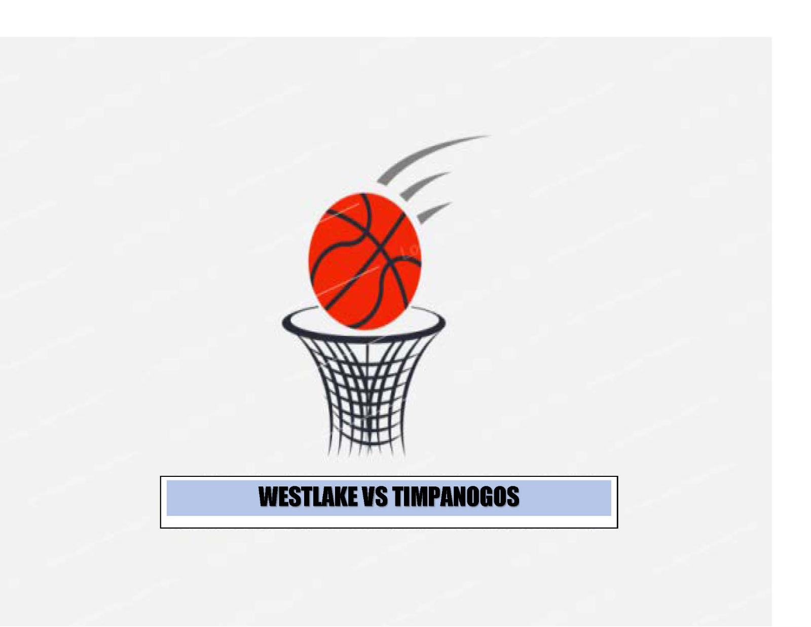 Attention: Just Scheduled – Boys Basketball vs Timpanogos