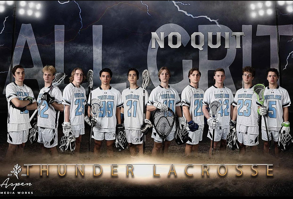 Boys Lacrosse Brings the THUNDER over the Vikings