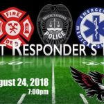 First Responder's Night: Varsity Football vs. Sunrise Mountain