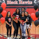 Girls Basketball Senior Night 2019