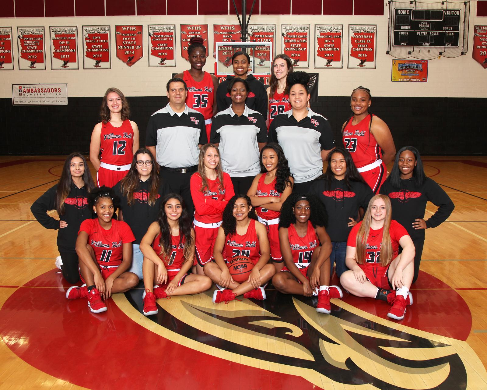 Girls Basketball Summer Program 2019!
