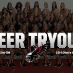Cheer Tryouts 2019-2020!!