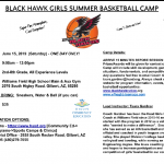 2019 Girls Basketball Camp (2ND-8TH GRADE) – Registration Open