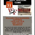 WFHS Spiritline Community Clinic