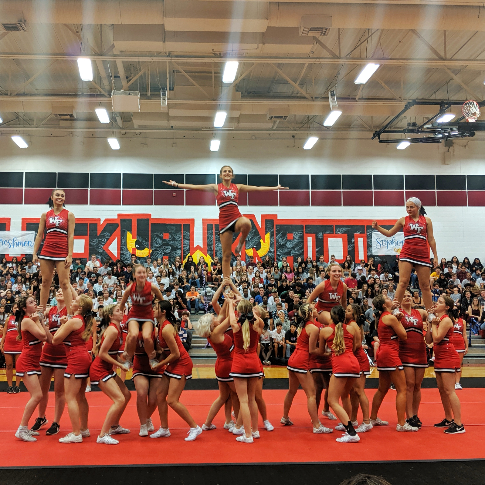 Fall Sports/Homecoming Assembly