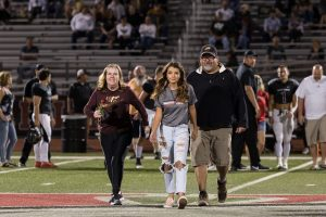WFHS Fall Senior Night Photo Gallery