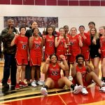 Girls Basketball REPEATS as Lady Black Hawk Invitational Champions