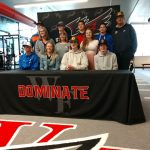 Black Hawk Senior Athletes Sign Letters of Intent