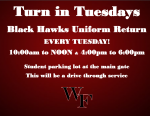 Turn In Tuesdays are Here!