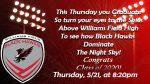 WFHS Senior's Graduation Night Approaches on Thursday, 5/21