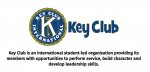 Key Club's First Meeting is Coming Up Quick!