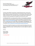 A Letter from Admin About Rules for Upcoming Sporting Events