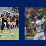 KC Alum Tyler Stehling's 53 Yard TD Pass vs. Notre Dame