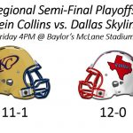 3rd Round Playoffs