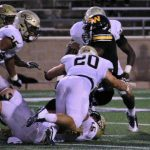 Tigers smother Spring Woods 63-7, sets up showdown with Stratford