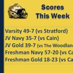 Week 9 Scores