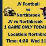 JV GAME TODAY